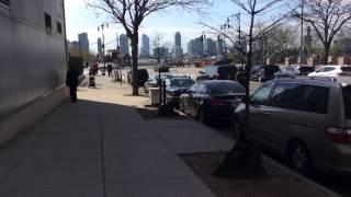 NYPD 1st Precinct Sector Car Responding