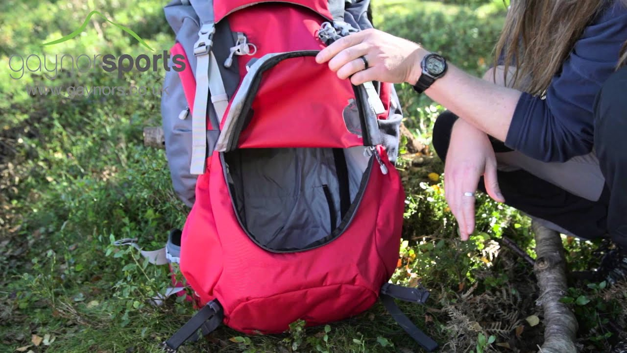 Berghaus Trailhead 65 Litre Backpack. www.gaynors.co.uk. Gaynor Sports e96c4985c2