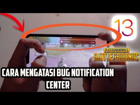 cara-mengatasi-bug-notification-center-di-iphone-ios-13-untuk-player-pubg-mobile