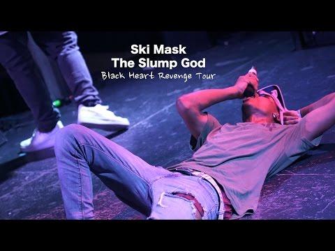 Pt.2 Ski Mask The Slump God Performs Live | #BlackHeartRevengeTour