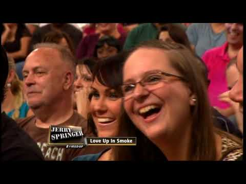 The Funniest Guest EVER on Jerry Springer!