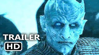 GAME OF THRONES Season 7 Official Trailer # 2 (2017) GOT, NEW TV Show HD