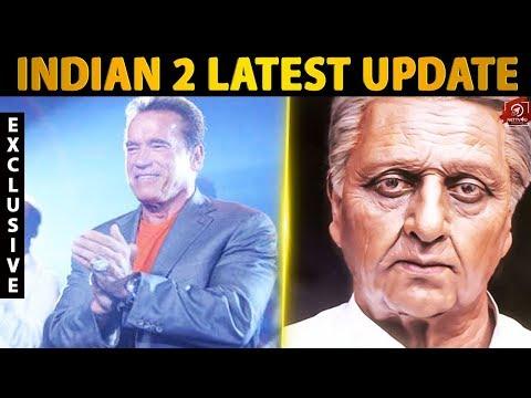Indian 2 massive update! Which star to act with Kamal ? Kamal Haasan | Shankar | Vijay | Suriya