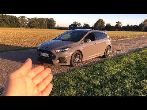 5 RZECZY, które uwielbiam w Fordzie Focusie RS - PL
