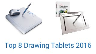 8 Best Drawing Tablets 2016