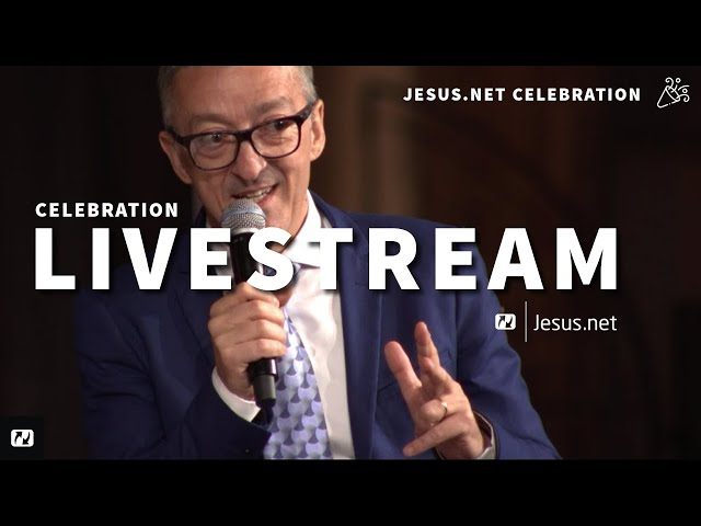 Jesus.net Celebration 05/20/19 | Live from Rotterdam
