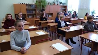 Пробный ЕГЭ по русскому языку сдали родители вологодских выпускников