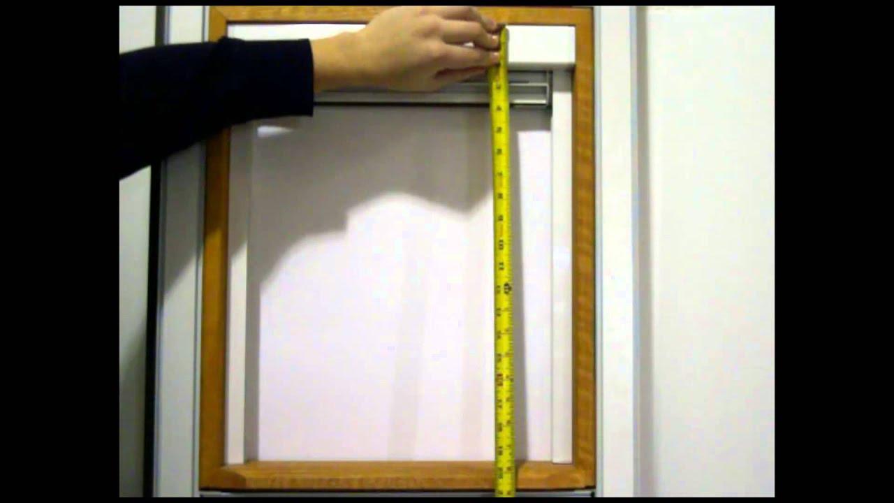 Rollaway Retractable Window Screens Youtube