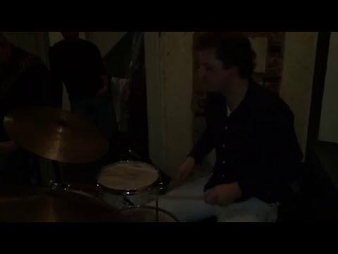 Drum solo Daniel van Dalen