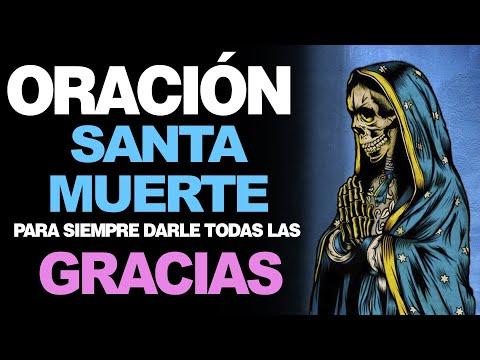 🙏 Oración de Agradecimiento a la Santa Muerte ¡GRACIAS POR TODO! 🙇