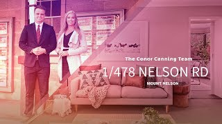 1/478 Nelson Rd, Mount Nelson