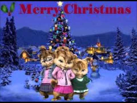 The Chipettes-all i want for christmas is you (Britney Spears)