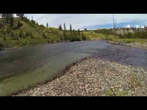 Backcountry Fun in Yellowstone