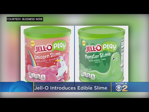 None - Hilary's Weird News - Edible slime is here!