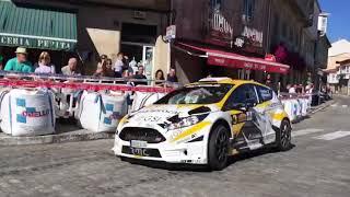 El Rally Ribeira Sacra, a su paso por Maceda
