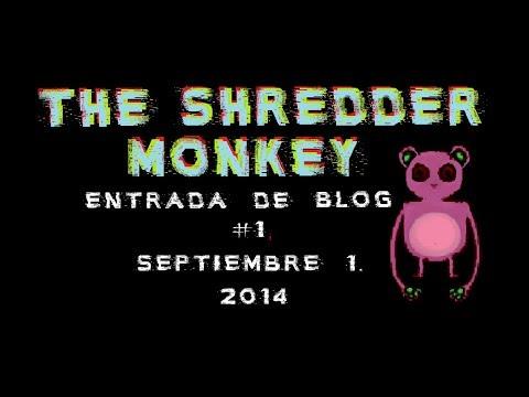 The Shredder Monkey - Capitulo 1   Creepypasta [En Español]