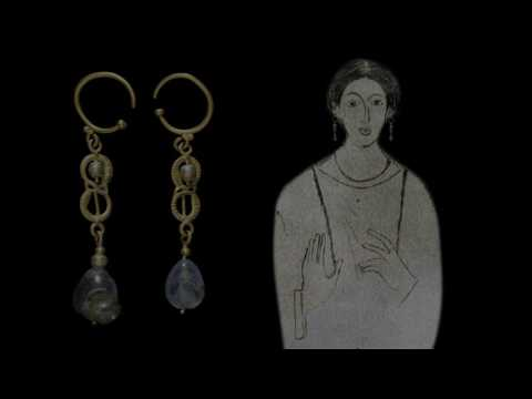 Greek history - The Late Christian period – Jewelry