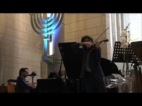 E. Bloch - Abodah, a Yom Kippur Melody