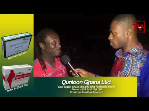 WOAA! HE DROVE ALL THE WAY FROM FRANCE TO GHANA #KofiTVLive