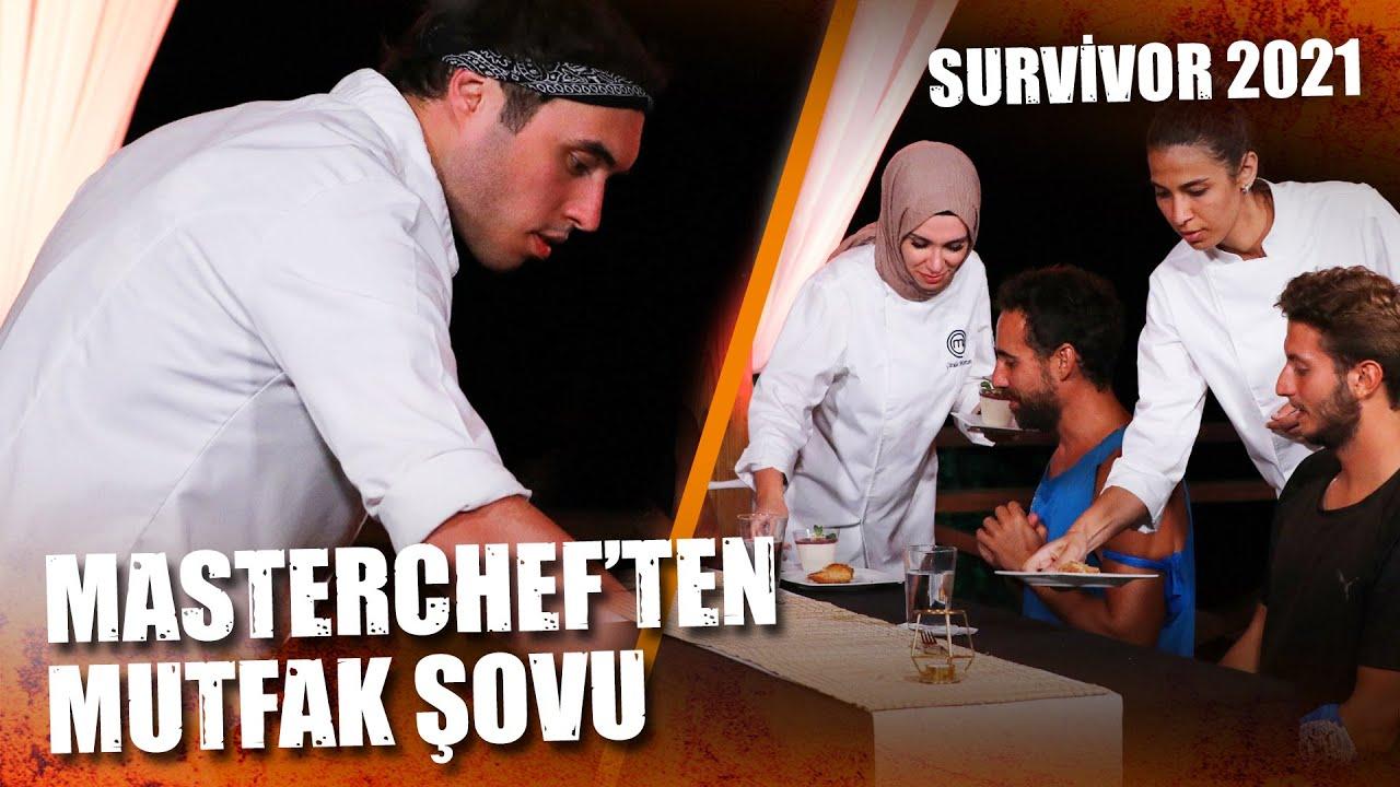 MasterChef Yarışmacıları Survivor'a Gelirse... | Survivor 2021