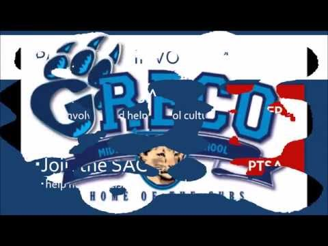 Greco Middle School Information Video 2015