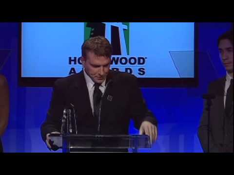 Robert Stromberg at the Hollywood Film Awards