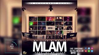 """Bobby East ft. KOBY – """"MLAM""""   Official Audio 2019"""