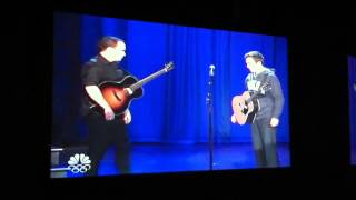 Walk of Shame - Jimmy Fallon and Dave Matthews