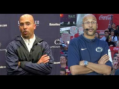 """Penn State's James Franklin: """"That Wasn't Me"""" - YouTube"""