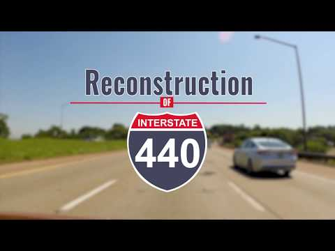I-440 Reconstruction Project