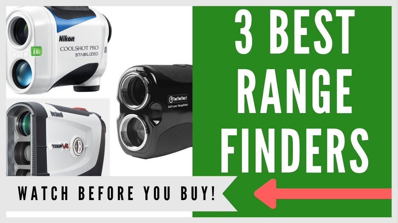 best golf laser rangefinder 2019 ✅ Best Golf Rangefinders 2019    Top 3 Picks   YouTube