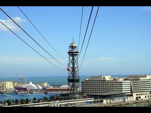 Barcelona - Transbordador Aeri del Port