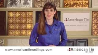 Tin Ceiling Tiles = Endless Design Opportunites