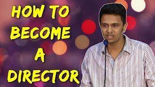 Don't Lose Your Ambitions - Karthick Naren At D16 Success Meet