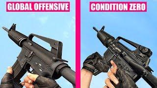 Video Counter-Strike Global Offensive Gun Sounds vs Counter-Strike Condition Zero download MP3, 3GP, MP4, WEBM, AVI, FLV November 2017