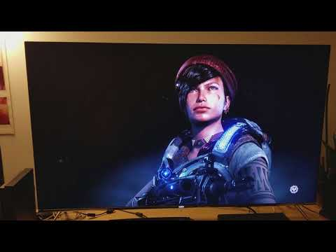 Xbox One X :1080p HDR with Enhanced Graphics Tests