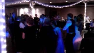 Born to Hand Jive Wedding Dance