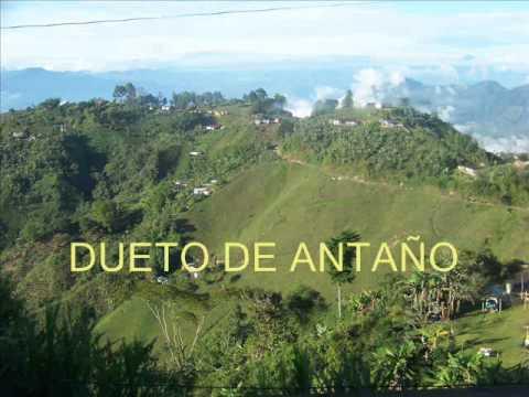 Dueto de Antaño - Recuerdos del pasado - Colección Lujomar.wmv