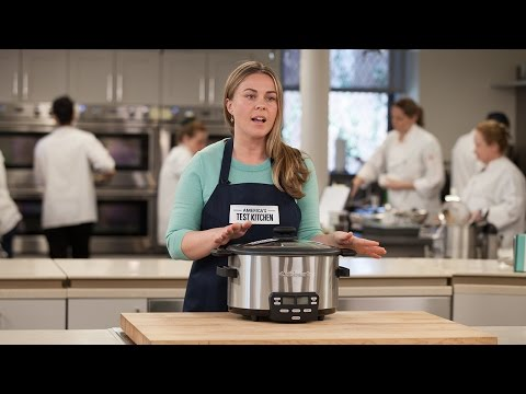Why America's Test Kitchen Calls The Cuisinart Cook Central Multicooker The Best Small Slow Cooker