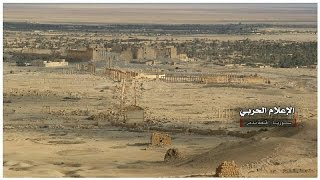 الجيش السوري يستعيد السيطرة على مدينة تدمر للمرة الثانية بعد دحر إرهابيي داعش