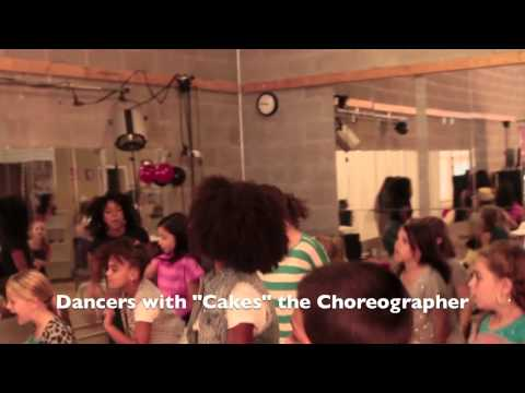 "MattyB - ""That Girl is Mine"" Behind the Scenes with Project SLIDE Dancers @projectslide"