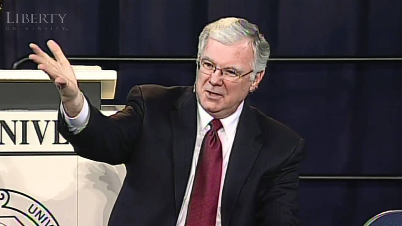 Bruce Wilkinson - Liberty University Convocation - YouTube