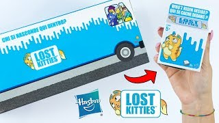 I MIEI PRIMI LOST KITTIES! SCAVIAMO DENTRO IL PLAY-DOH