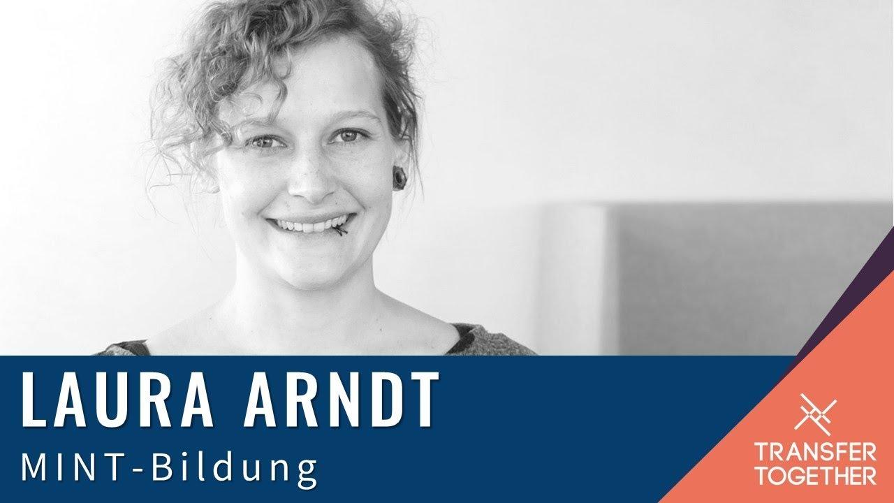 Laura Arndt, was bedeutet Transfer für dich? // TRANSFER ...