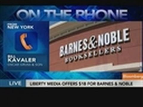 Kavaler Says Barnes & Noble Book Business Is Profitable