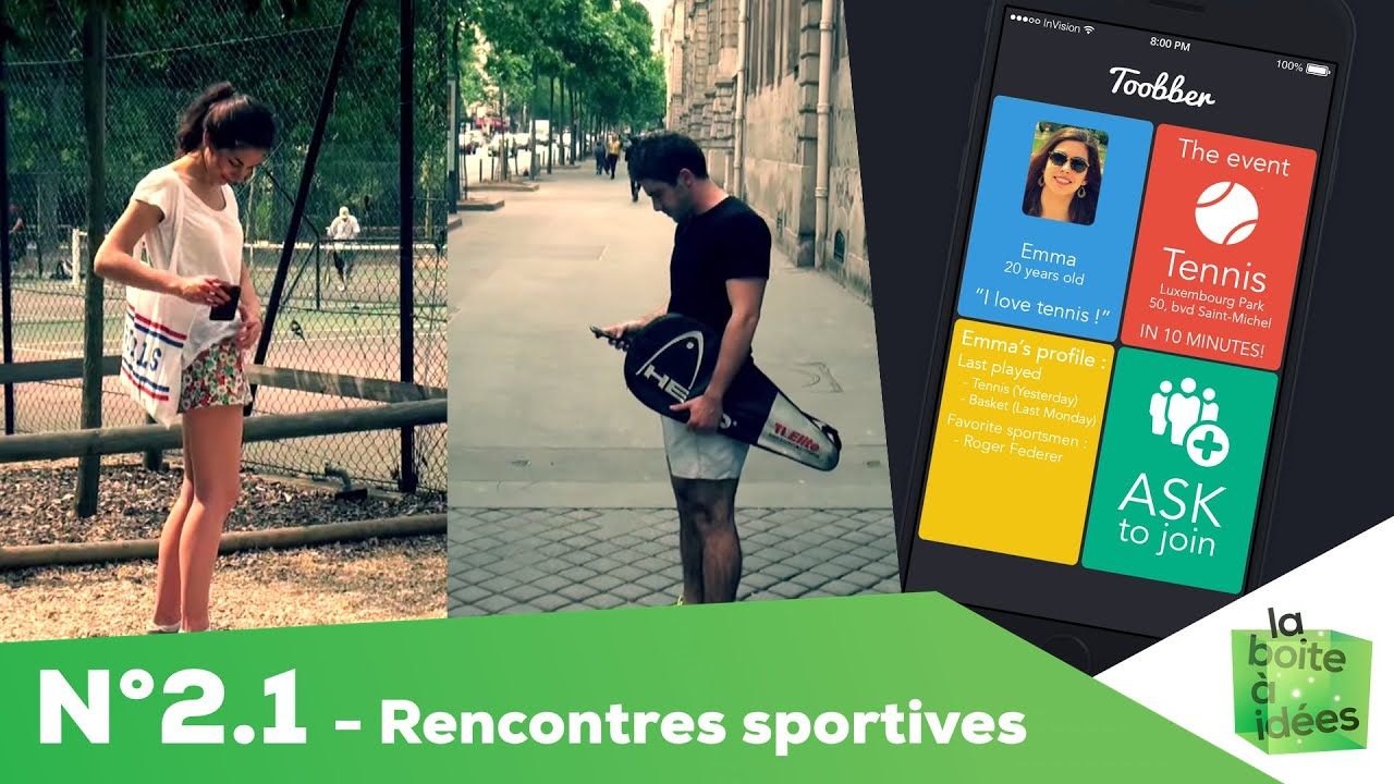 Rencontres affinites sportives