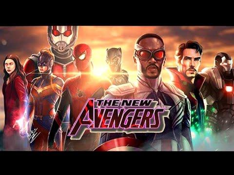 "AVENGERS 5 ""Galactus"" �€� MCU Tribute Trailer (Phase 5 Marvel Movie) Fan Made"