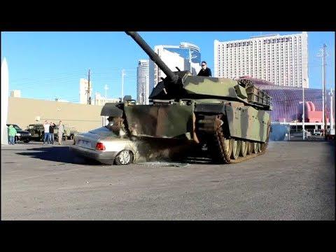 Rent TANKS & Machine GUNS!!!! Best Thing To Do In Las Vegas