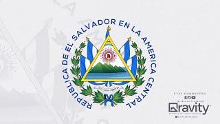 El Salvador (Escudo) SpeedArt - Gravity™ Designs