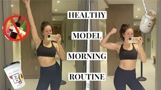 Healthy Model Morning Routine | 2021 New Year Reset | Emily DiDonato